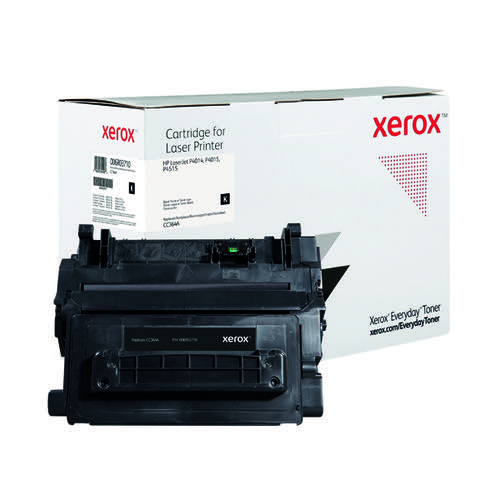 Xerox Everyday Replacement For CC364A Laser Toner Black 006R03710