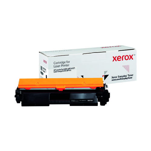Xerox Everyday Replacement For CF230A/CRG-051 Laser Toner Black 006R03640