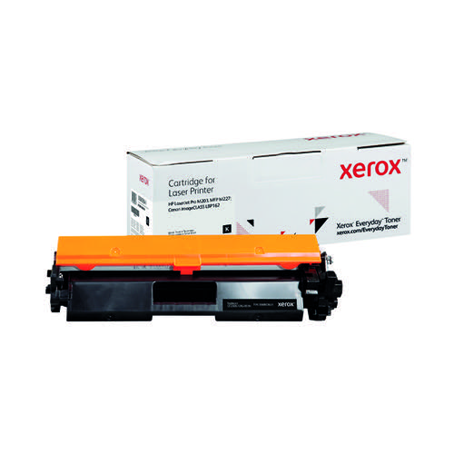 Xerox Everyday Replacement For CF230X/CRG-051H Laser Toner Black 006R03641