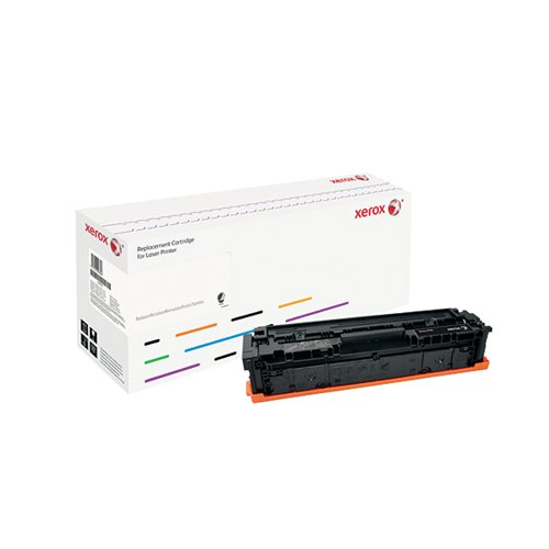 Xerox Replacement HP CF541X Cyan Toner Cartridge 006R03621