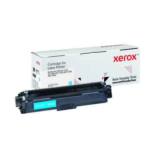 Xerox Everyday Replacement For TN221C Laser Toner Cyan 006R03713