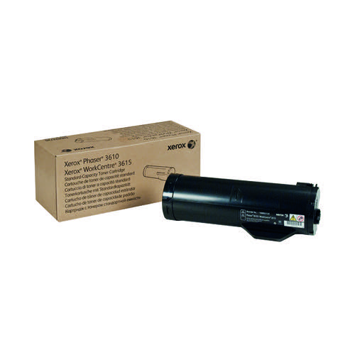 Xerox Phaser 3610 Black Toner Cartridge 106R02720
