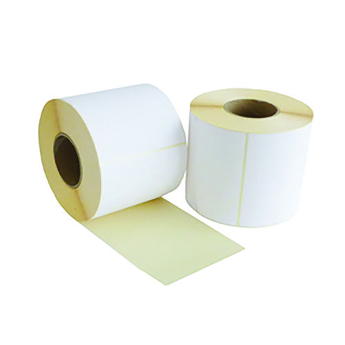 Zebra Label Paper Industrial 1000D 148x210mm (Pack of 4) 3003245-1