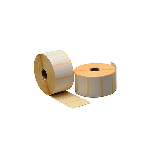 Zebra Label Paper Desktop 2000D 57.2x31.8mm (Pack of 12) 800262-125