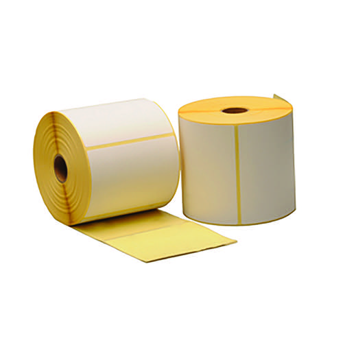 Zebra Label Paper Desktop 2000D 51x25mm (Pack of 12) 880199-025D