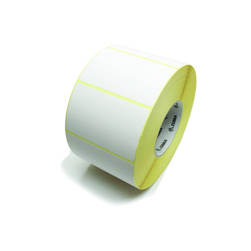 Zebra Label Paper Industrial Prf 1000D 148x210mm (Pack of 4) 3005103