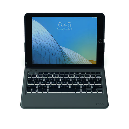 ZAGG Rugged Messenger Keyboard Case for iPad 10.2 UK 103104693