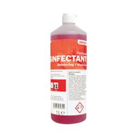 2Work Disinfectant and Washroom Cleaner Perfumed 1 Litre 898
