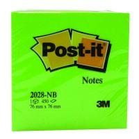 Post-it Note Cube 76x76mm Dream 2028NB