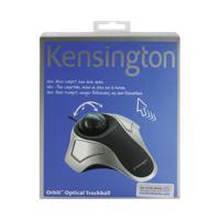 Kensington Orbit Optical Trackball Silver/Grey 64327EU