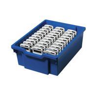 Aurora HC133 8 Digit Pocket Calculators in Gratnells Tray CK30