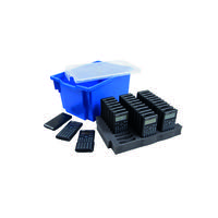 Aurora Black AX595TV Dot Matrix Scientific Calculator Class Kit (Pack of 30) CK59