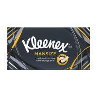 Kleenex White Mansize Tissues (Pack of 90) 3719030