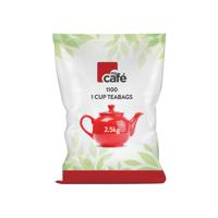 MyCafeOne Cup English Breakfast Tea Bags (Pack of 1100) T0260