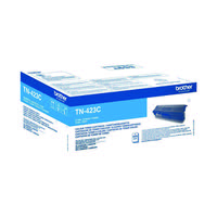Brother TN423C Cyan High Yield Toner Cartridge TN423C