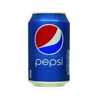Pepsi 330ml Cans - (Pack of 24) 0402007