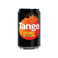 Tango Orange 330ml Can (Pack of 24) 3391
