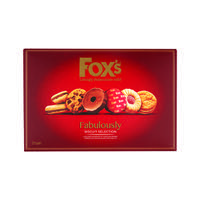 Foxs Fabulously Biscuit Selection 275g A08091
