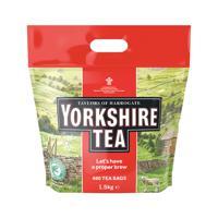 Yorkshire Tea Soft Water Tea Bags (Pack of 480) 1127