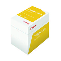 Canon A4 Yellow Label Standard Paper 80gsm White 97003515