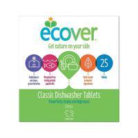Ecover Dishwasher Tablets (Pack of 25) KEVDT