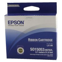Epson Fabric Ribbon Cassette Black RC040010 8762L C13S015053