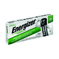 Energizer AAA Rechargeable Batteries 700mAh (Pack of 10) 634355