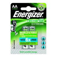 Energizer AA Recharge Extreme Batteries 2300mAh (Pack of 2) 634998