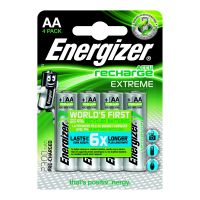 Energizer Extreme Rechargable AA Batteries 2300mAh (Pack of 4) 635730