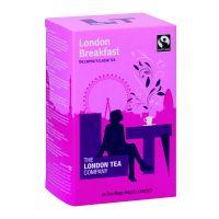 London Tea Breakfast Tea Pack of 20 FLT19145