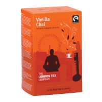 London Tea Vanilla Chai Tea Pack of 20 FLT19149