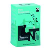 London Tea Peppermint Tea Pack of 20 FLT0002