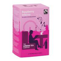 London Tea Raspberry and Chilli Tea Pack of 20 FLT0005