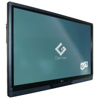 Genee World G-Touch Deluxe 80 inch Touchscreen