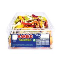 Haribo Giant Yellow Bellies Tub 9644