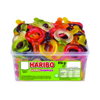 Haribo Giant Suckers Tub 13544