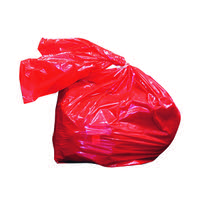 Laundry Soluble Strip Bags Red 50 Litre 457x711x762mm (Pack of 200) RSB/3