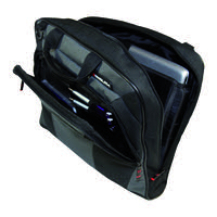 30a8be22cc67 Monolith Motion II Courier Messenger Bag Black 3203 - Office Monster
