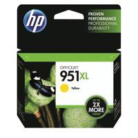 HP 951XL Yellow Officejet Inkjet Cartridge CN048AE