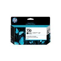 HP 730 130ml Photo Black DesignJet Ink Cartridge P2V62A