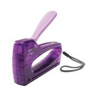 Rapesco Z-Duo T Staple Tacker Purple 0956