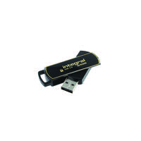 Integral Secure 360 Encrypted USB 3.0 64GB Flash Drive INFD64GB360SEC3.0