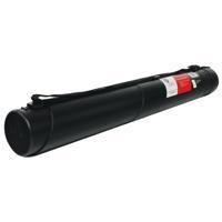 Jakar Heavy Duty Teletube A0 Black 7304