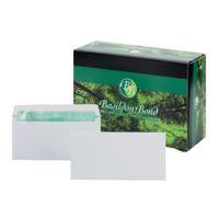 Basildon Bond DL Wallet Envelope Plain White (Pack of 500) C80116