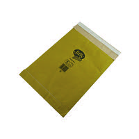 Jiffy Padded Bag Size 7 341x483mm Gold PB-7 (Pack of 10) JPB-AMP-7-10