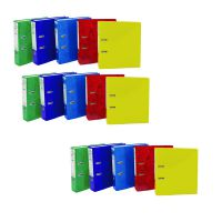 Concord IXL Selecta Lever Arch File A4 Assorted Get 3 for the Price of 2 (Pack of 20 + 10) JT816001