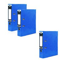 Concord IXL Selecta Lever Arch File A4 Blue Get 3 for the Price of 2 (Pack of 20 + 10) JT816003