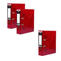 Concord IXL Selecta Lever Arch File A4 Red Get 3 for the Price of 2 (Pack of 20 + 10) JT816004