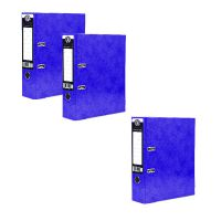 Concord IXL Selecta Lever Arch File A4 Purple Get 3 for the Price of 2 (Pack of 20 + 10) JT816005