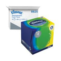 Kleenex White Cube Facial Tissues 56 Sheets (Pack of 12) 8825